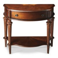 Butler Specialty Company Halifax Console Table in Nutmeg