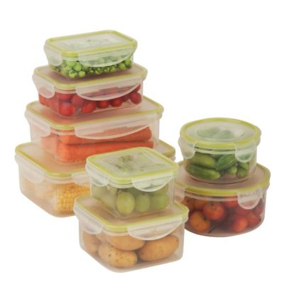 Buy Locking Food Storage Containers from Bed Bath Beyond