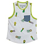 Sovereign Code™ Size 18M Pineapple Tank in White