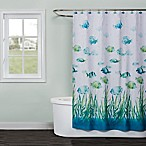 Saturday Knight Atlantis Shower Curtain