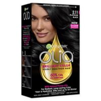 Garnier® Olia® Brilliant Color Permanent Color in 2.11 Platinum Black