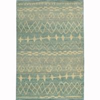 Oriental Weavers Nomad 7'10 x 10'10 Area Rug in Blue