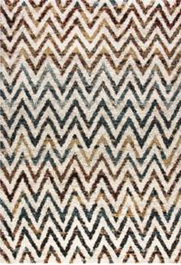Dynamic Rugs Mehari West Side 2' x 3'11 Multicolor Accent Rug