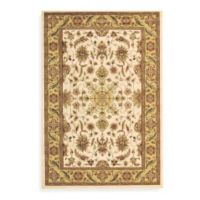 Safavieh Lyndhurst 8-Foot x 8-Foot Rug in Tan & Ivory