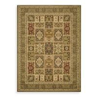 Safavieh Lyndhurst Collection 3-Foot 3-Inch x 5-Foot 3-Inch Patchwork Rug in Green