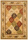 9' x 12' Red Collection Rug