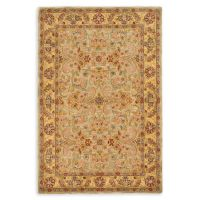 Safavieh Classic Wool 8-Foot Round Room Size Rug