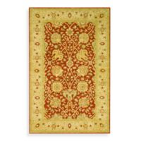 """Safavieh Antiquities Wine And Gold 8' 3"""" x 11'"""" Accent Rug"""