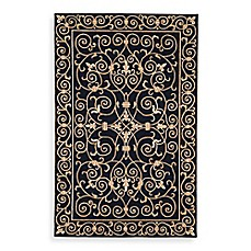 Safavieh Chelsea Wool Accent Rugs in Black