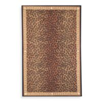Safavieh Chelsea Wool 7-Foot 9-Inch x 9-Foot 9-Inch Rug in Black and Brown