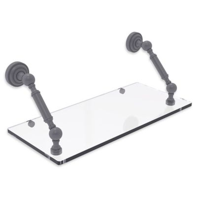 Buy 18-Inch Glass Shelf from Bed Bath & Beyond