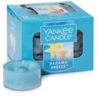Yankee Candle® Bahama Breeze Tealights (Set of 12)