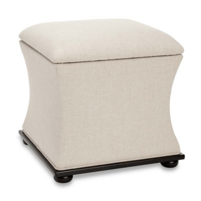 Safavieh Hudson Maddox Storage Ottoman - Buy Storage Ottoman Furniture From Bed Bath & Beyond