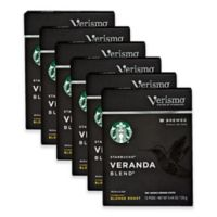 Starbucks® Verismo™ 72-Count Veranda Blend Blonde Roast Brewed Coffee Pods