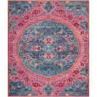 Safavieh Sutton 8' x 10' Patricia Rug in Turquoise