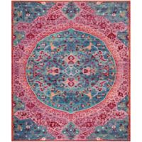 Safavieh Sutton 9' x 13' Patricia Rug in Turquoise