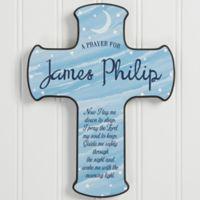 Bedtime Prayer Child's Cross