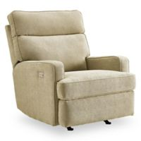 Bertini® Kizzie Power Rocking Recliner in Beige