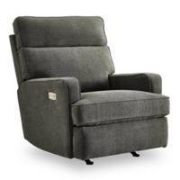 Bertini® Kizzie Power Rocking Recliner in Grey