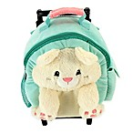 Animal Adventure® Jolly Trolley Cat in Teal/Ivory