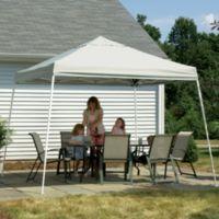 ShelterLogic® Sport Series 12-Foot x 12-Foot Slant Leg Canopy in White
