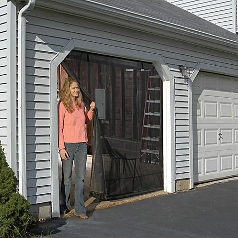 Buy shelterlogic quick screen single garage enclosure for Single garage kit