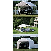 ShelterLogicR Max APTM Canopy 10 Foot X 20 3 In