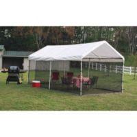 ShelterLogic® Canopy Screen Kit 10-Foot x 20-Foot