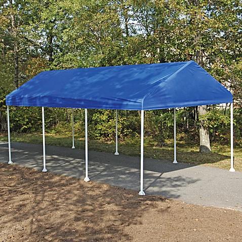 & ShelterLogic® Replacement Cover for 10u0027 x 20u0027 Celebration Canopy ...