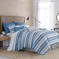 Southern Tide® Skipper Stripe King Comforter Set in Blue