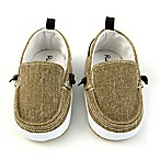 Rising Star™ Size 6-9M Twin Gore Shoe in Tan