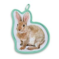 Homewear Bunny Pot Holder