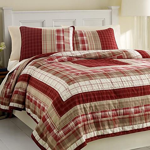 Nautica Walnut Creek Quilt Bed Bath Amp Beyond