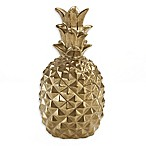 Madison Park Signature Pineapple Small Sculpture in Gold