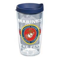 Tervis® Marine Corp Pride 16 oz. Wrap Tumbler with Lid