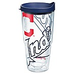 Tervis® MLB Cleveland Indians 24 oz. Genuine Wrap Tumbler with Lid