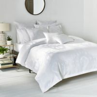 Ted Baker London Versailles Twin Comforter Set in White