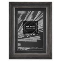 Grandis 4-Inch x 6-Inch Wood Frame in Black