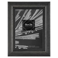 Grandis 5-Inch x 7-Inch Wood Frame in Black