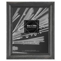 Grandis 8-Inch x 10-Inch Wood Frame in Black
