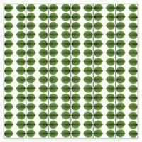 Wall Vision Scandinavian Designers II Berså Leaf Wallpaper in Green