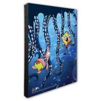 Nickelodeon™ SpongeBob SquarePants 16-Inch x 20-Inch Canvas Wall Art