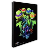 Nickelodeon™ Teenage Mutant Ninja Turtles IV 16-Inch x 20-Inch Canvas Wall Art