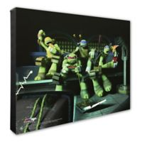 Nickelodeon™ Teenage Mutant Ninja Turtles X 20-Inch x 24-Inch Canvas Wall Art