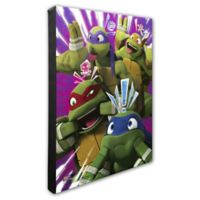 Nickelodeon™ Teenage Mutant Ninja Turtles XI 20-Inch x 24-Inch Canvas Wall Art