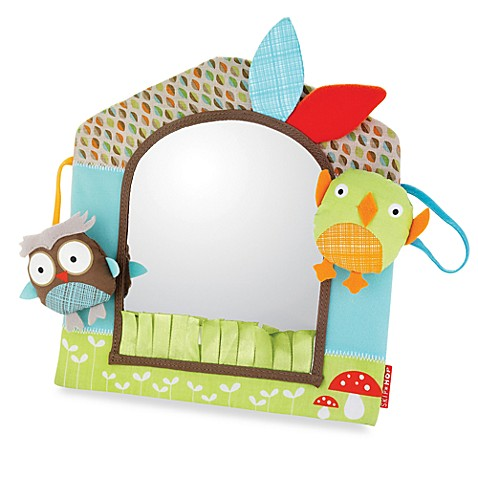 SKIP*HOP® Treetop Friendly Forest Activity Mirror - buybuy BABY
