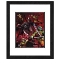 Nickelodeon™ TMNT and Shredder 22-Inch x 26-Inch Framed Wall Art