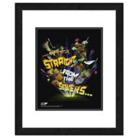 Nickelodeon™ TMNT Straight From the Sewers 22-Inch x 26-Inch Framed Wall Art