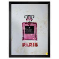 Fairchild Paris Chanel No. 5 Pink Perfume Ad Print Wall Art
