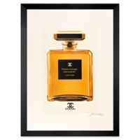 Fairchild Paris Golden No. 5 Ad Print Wall Art